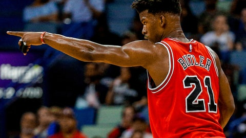 SF: Jimmy Butler, Chicago Bulls