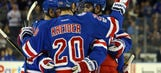 How the New York Rangers Beat the Montreal Canadiens