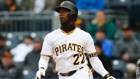 Pirates: Andrew McCutchen (1st round, 11th pick, 2005)