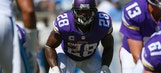 Don't expect the Saints to ask Adrian Peterson for Hall of Fame numbers