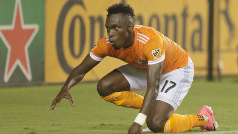 When the Dynamo can't counterattack on the break, they are very beatable