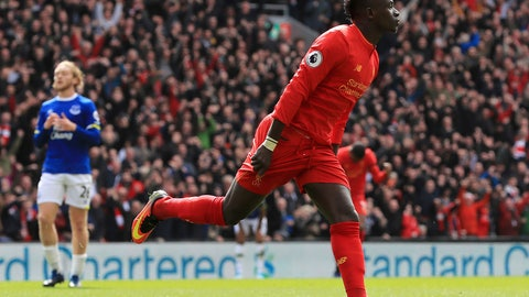 Sadio Mane is still a terror