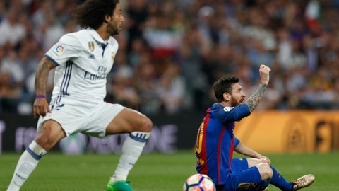 Marcelo is Madrid's inspiration