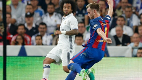 Ivan Rakitic stepped up when it mattered