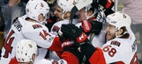 Clarke MacArthur eliminates the Bruins with overtime winner in Game 6