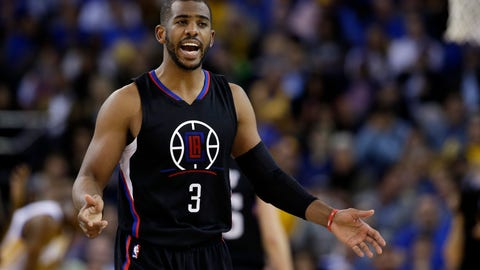 Chris Paul, PG, L.A. Clippers
