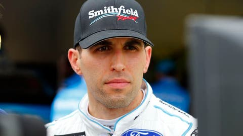 Aric Almirola, no change