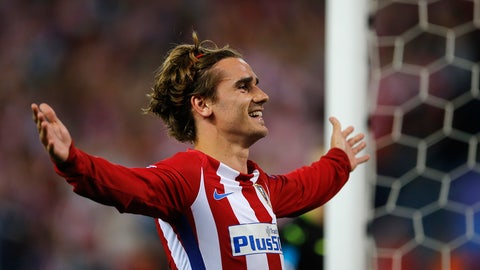 Atletico Madrid — Release the hounds