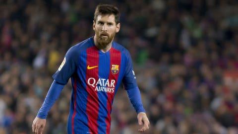 CAM: Lionel Messi