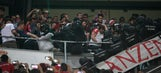 Bayern Munich allege police attacked fans and file formal UEFA complaint
