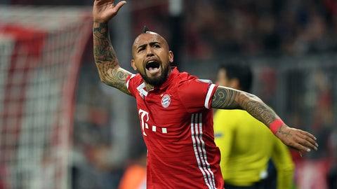 Bayern Munich — Keep winning the midfield battle