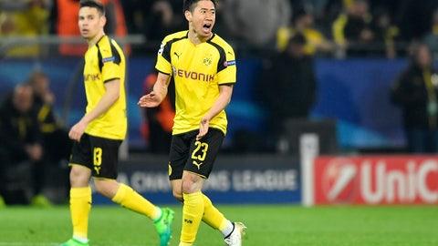 Borussia Dortmund — Regroup and refocus
