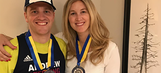 Runner apologizes for taking extra Boston Marathon medal for his wife