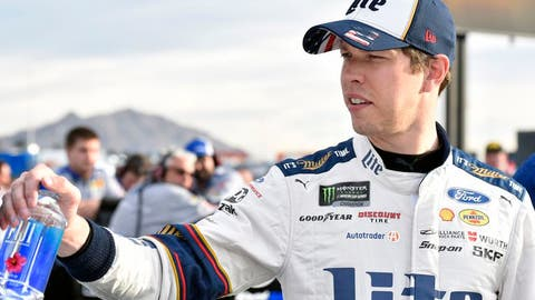Brad Keselowski, 11 (locked-in)
