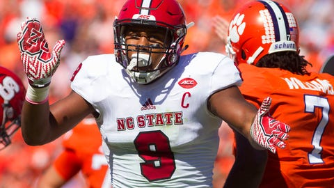 NC State: It has the most underrated defensive front in college football