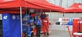 NASCAR community reacts to race postponement at Bristol