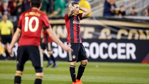 Atlanta United - Carlos Carmona: $725,000