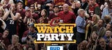 Road game watch parties back at The Q