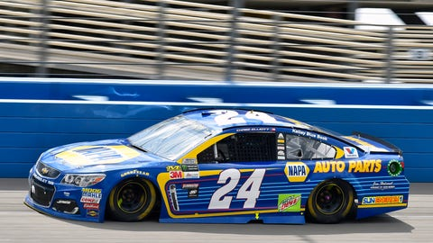 Chase Elliott, Auto Club