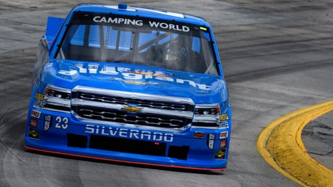 Truck Series qualifying, Friday, 4:30 p.m. ET