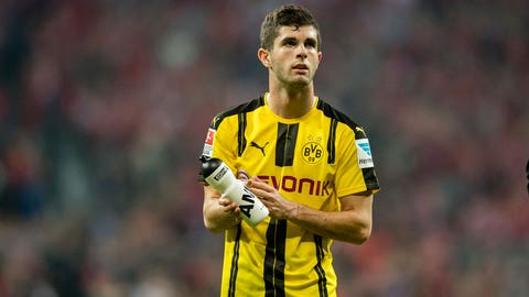Christian Pulisic — Borussia Dortmund