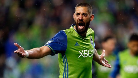 Everyone loves a comeback, and the Sounders delivered
