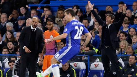 Antonio Conte leaned on Chelsea's versatility