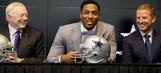PHOTOS: Dallas Cowboys welcome Taco Charlton