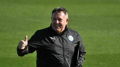 Craig Shakespeare looking to make history