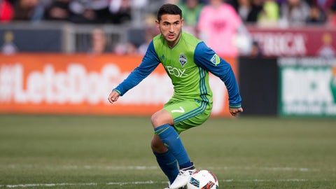 Keep an eye on Roldan (the USMNT almost certainly is)