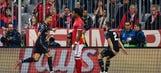 Watch: Cristiano Ronaldo's two goals lead Real Madrid vs. Bayern, sensational Neuer
