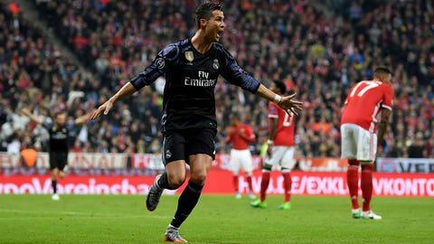 Cristiano Ronaldo - 140 appearances*
