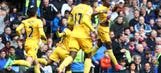 Crystal Palace shocks Chelsea to continue its climb to safety under Allardyce