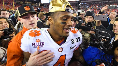 Deshaun Watson can do more with less