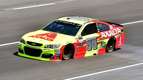 Dale Earnhardt Jr., +7