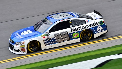 Dale Earnhardt Jr., Daytona