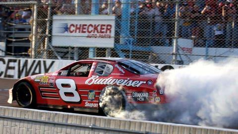 Phoenix Raceway, November 2003