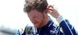 Dale Earnhardt Jr. on incident with Jimmie Johnson: 'It was an explosion'