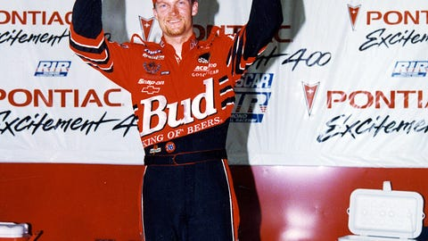 Richmond International Raceway, May 2000
