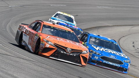 Daniel Suarez, 12th