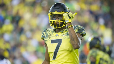 Packers: Darren Carrington, WR, Oregon