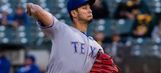 Yu Darvish, Rangers lose to Athletics