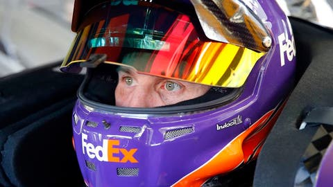 12. Denny Hamlin, 1 playoff point