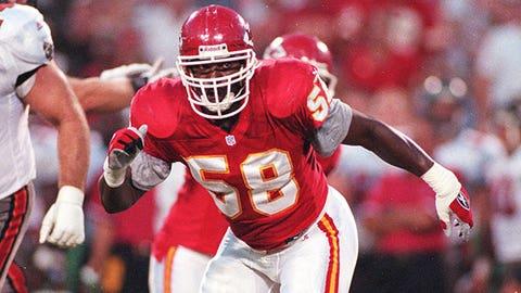 Kansas City Chiefs: LB Derrick Thomas, first round (4 overall), 1989