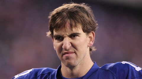 New York Giants: +2000