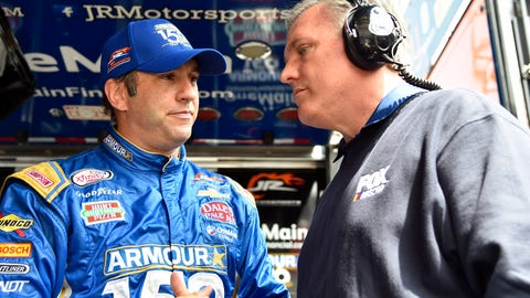 Elliott Sadler, 295 points