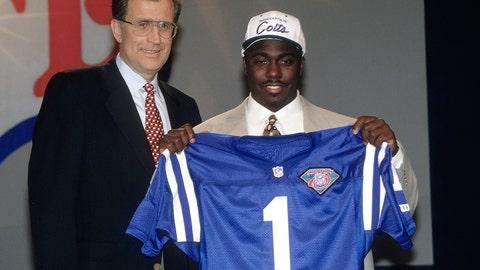Marshall Faulk, NFL running back