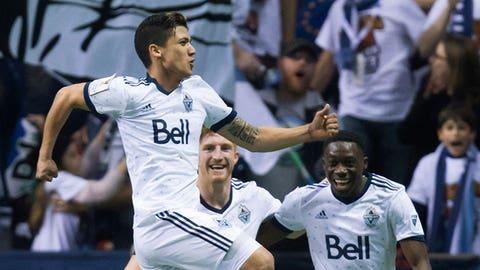 Vancouver Whitecaps - Fredy Montero: $1.8 million