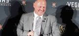 Gerard Gallant not waxing nostalgic as he prepares to coach NHL's Vegas entry