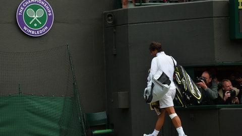 2013 Wimbledon; Steve Darcis d. Rafael Nadal